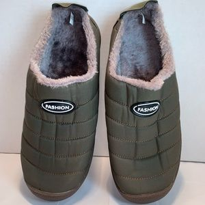 Fashion Slippers Snow Winter